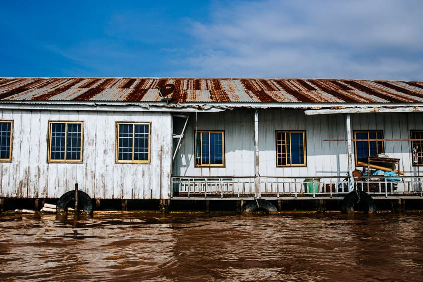 Getting around Mekong Delta by river cruise