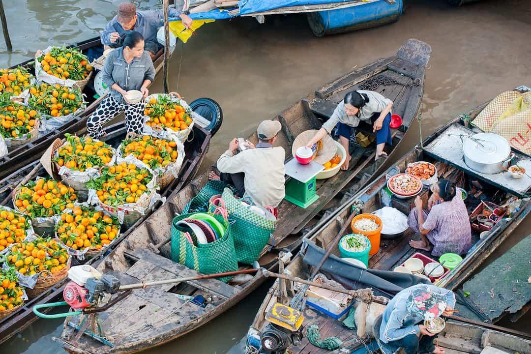 Tien Giang - Mekong delta provinces