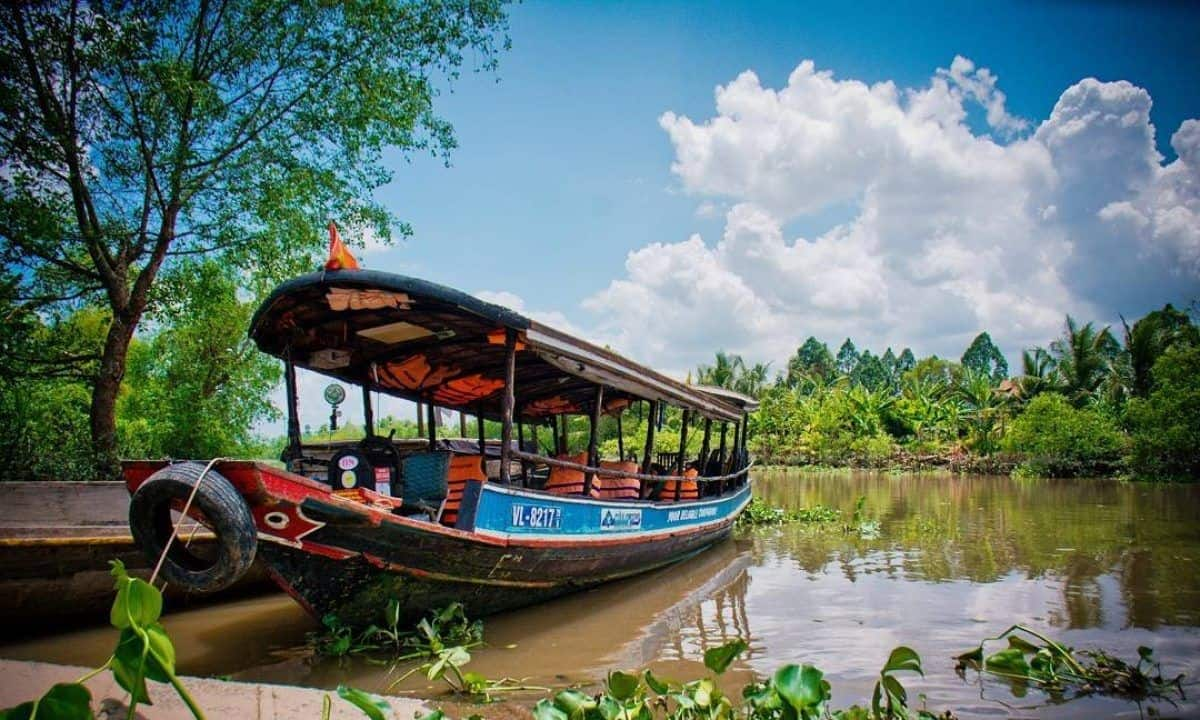 Vinh Long - Mekong Delta provinces