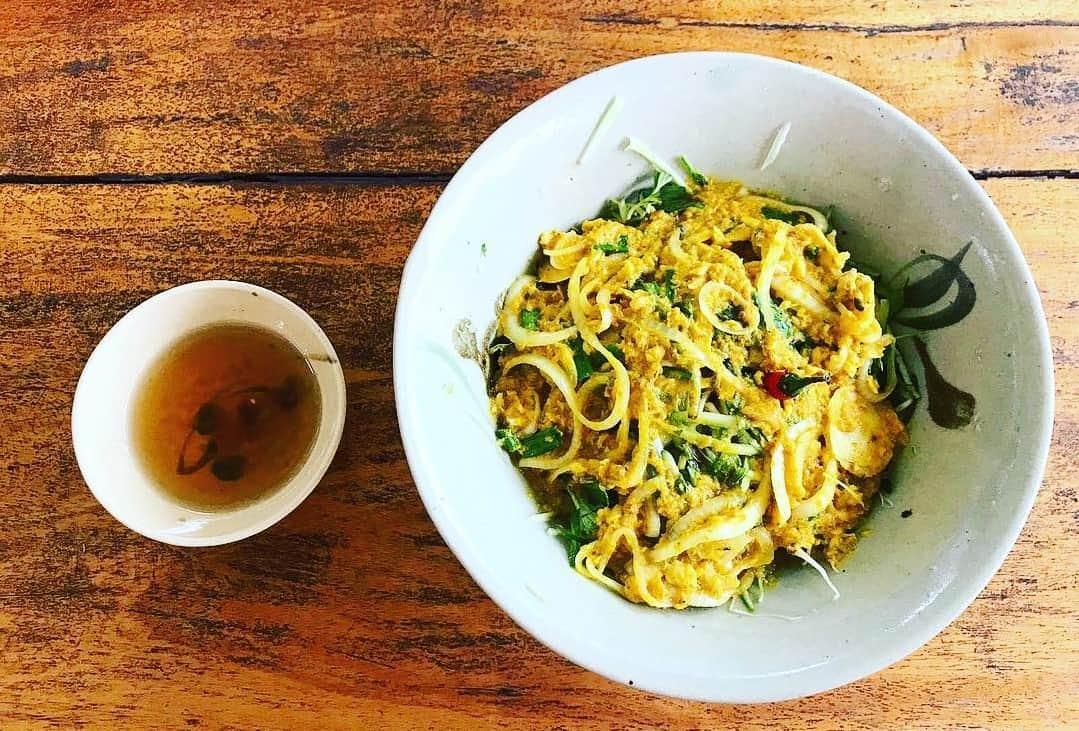 Bun Ken - best dishes in Mekong Delta